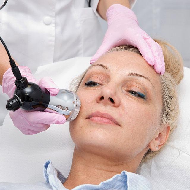 Mezoterapie virtuala/Dermoporatia